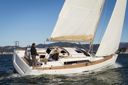 First Dufour 310 Grand Large in the UK
