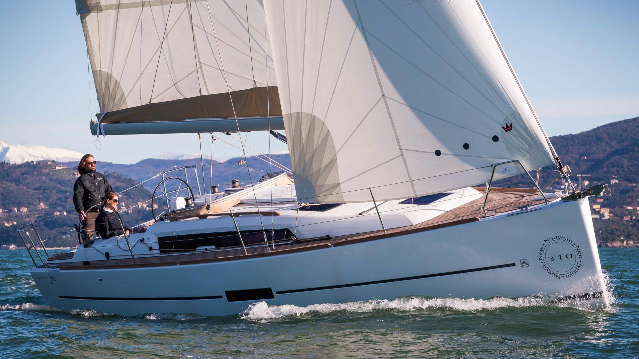 Another Nomination For The Dufour 310 Grand Large