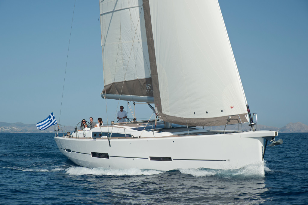 Dufour 560 Grand Large Network Yacht Brokers Plymouth